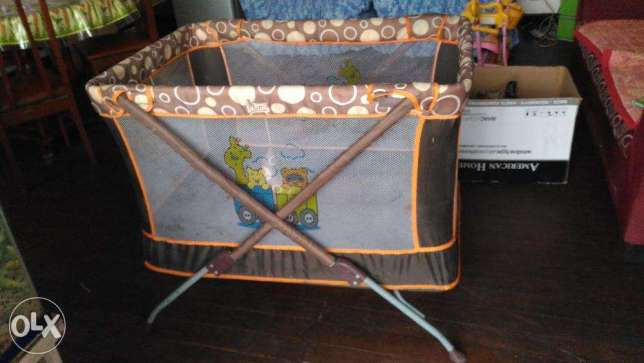 Crib in baby stuff