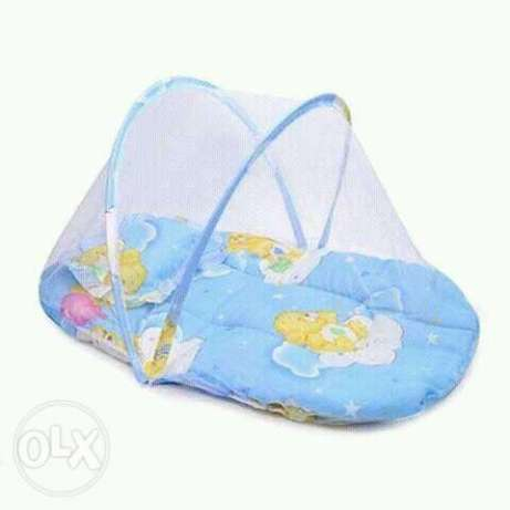 Baby Bed Stuff