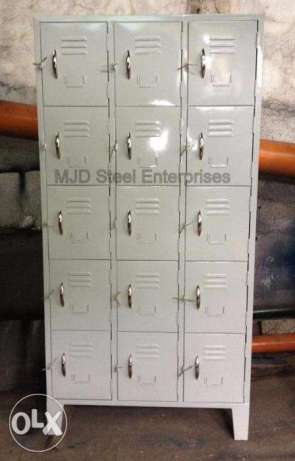 Manufacturer of Office or School Steel Locker Cabinets