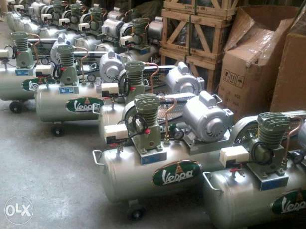 Vespa Air Compressor Original