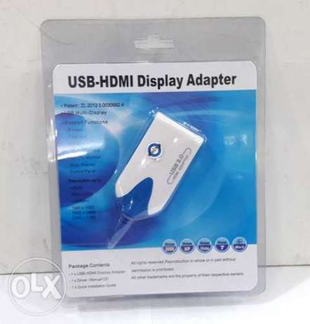 USB 3.0 HDMI adapter