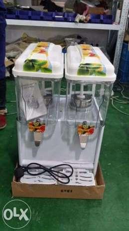 Juice Dispenser 2-Tank 24 Liters (Bnew with Warranty) CE Certified
