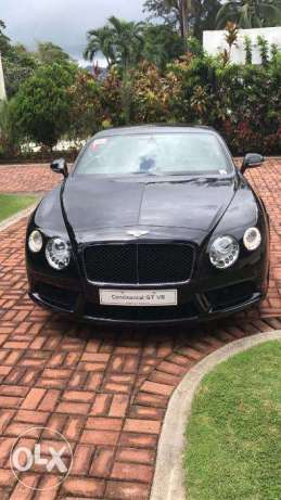Bentley Continental GT Car (As New!)