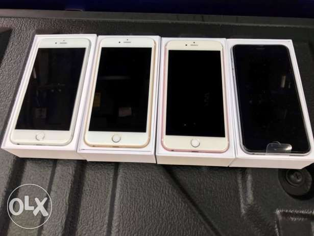 iPhone 6S Plus 64GB 128GB Complete Openline LTE