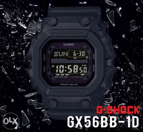 Casio G Shock GX56BB-1D
