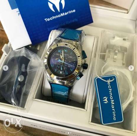 Technomarine California 3 Strap Set