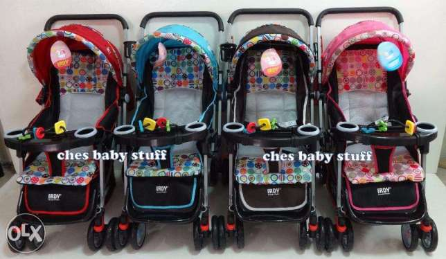 SALE!!! brandnew and original IRDY stroller code S019KTP