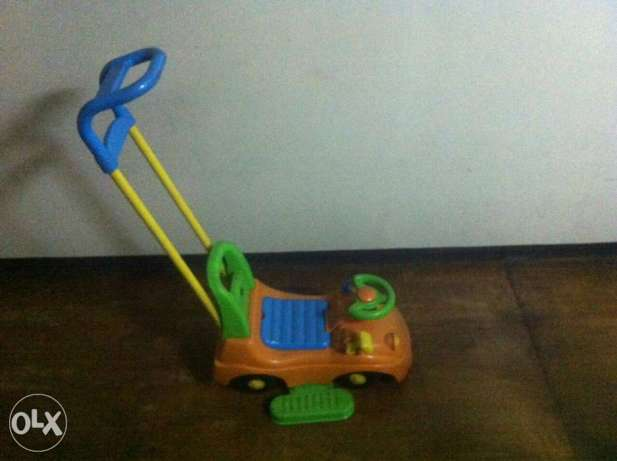 toy push car