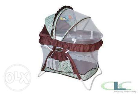 Maggie Giant Carrier Playpen