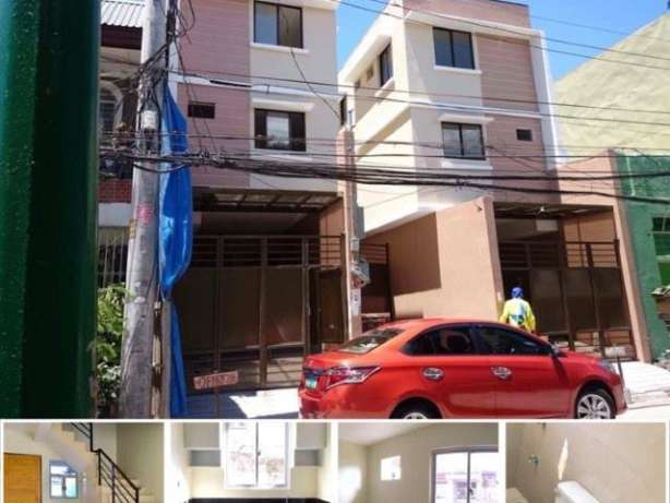 NEW Townhouse for Sale in BANGKAL MAKATI near Don Bosco