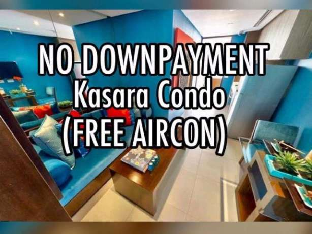 Pre Selling 6K Mo. STUDIO-1BR-2BR RENT TO OWN Condo KASARA URBAN RESOR