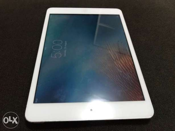 pad mini 1 white wifi 16gb