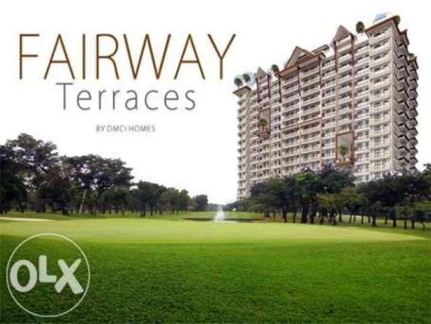 DMCI 2BR Fairway Terraces Condo in Villamor Pasay near NAIA 3, Newport