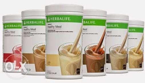 Herbalife Protein Shake powder