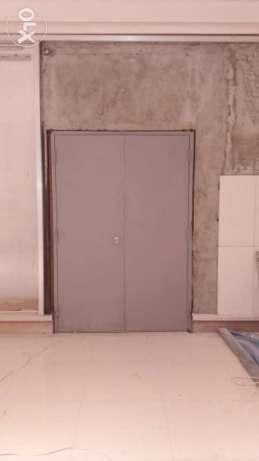 Metal Door Installation Etc