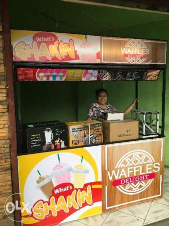 Foodcart franchise milk shake franchise business whats shakin foodcart