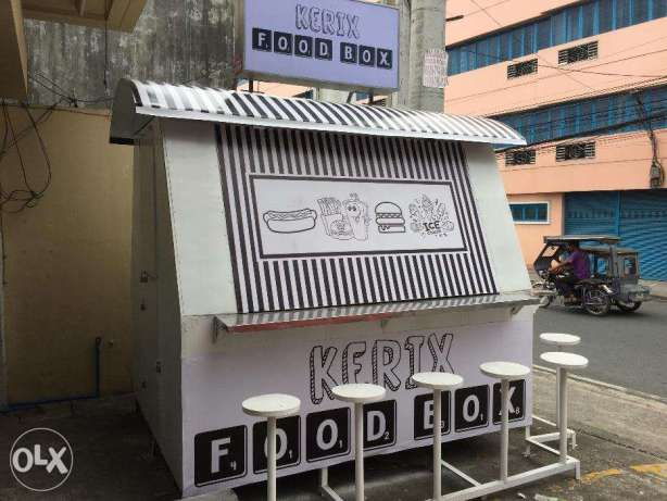 Food cart business agad food truck
