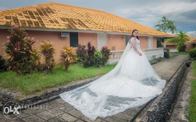 For Sale or rent Wedding Gown