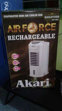 Rechargeable Aircooler Fan