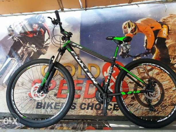 mountain bike foxter 27.5 29alloy shimano parts south station terminal