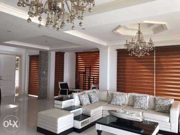 DB2 Combination Blinds.Roller Blinds. Curtains