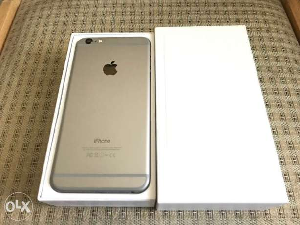 Phone 6 Plus 128gb Factory Unlocked 100% Smooth Complete