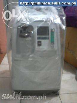 Oxygen Concentrator 5 liters with Humidifier