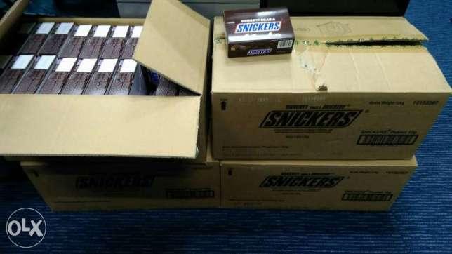 Snickers 20g x 12pcs