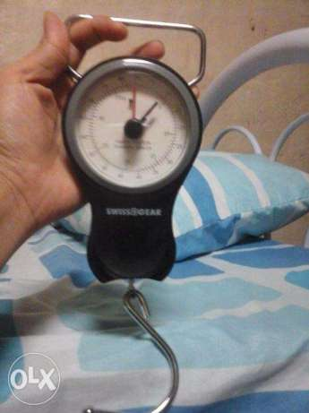 2nd Hand SwissGear Manual Luggage Scale