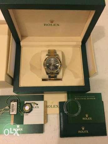 Rolex Datejust II 2015 41mm