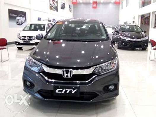 2018 Honda CITY as low as 64k ALL In PROMO