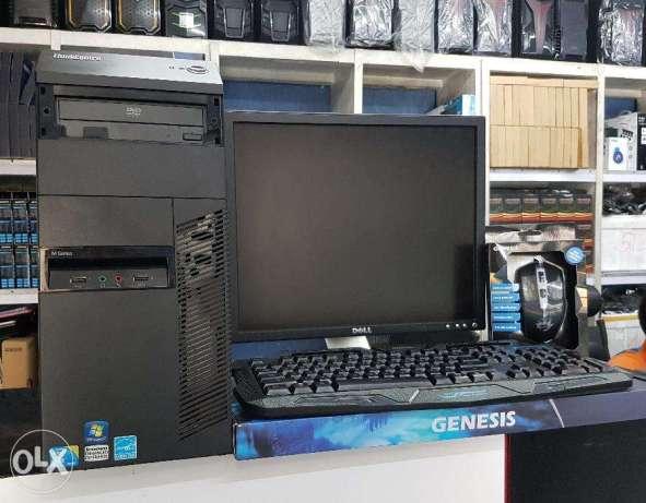 Computer BLack Tower CORE i5 3.2GHz-1st.Gen. 8Gb.Ram 250GB.HDD Desktop