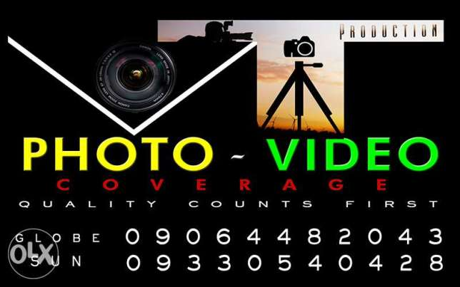 Photo and Video Coverage