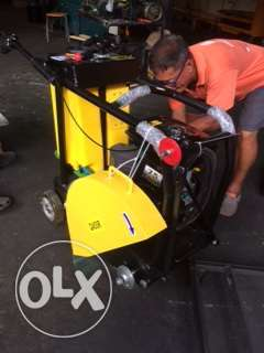 Concrete Cutter For Rent