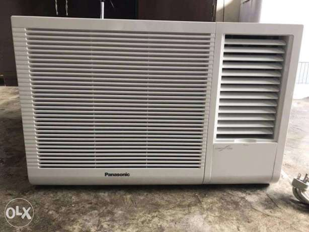 Panasonic Window Type Aircon Model CW-SC1185EPH – 2HP Manual Standard