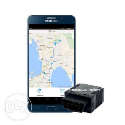 Car GPS Tracker – Plug and Play – NO installation required – FREE app