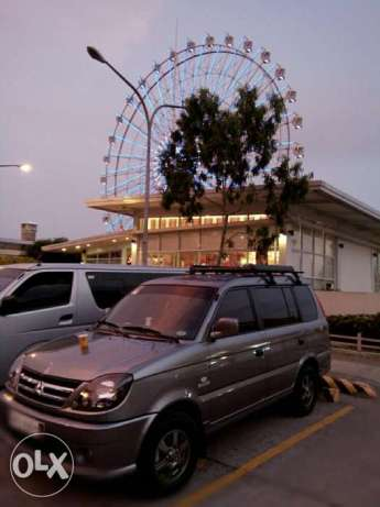 2017 mitsubishi adventure for hire rent