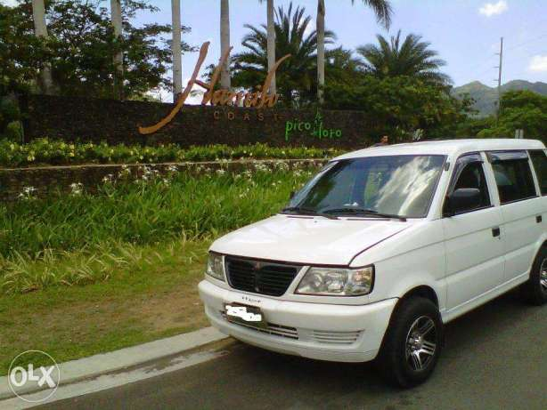 Rent a car Pasig Car Rental Clark Airport Service Vehicle for rent