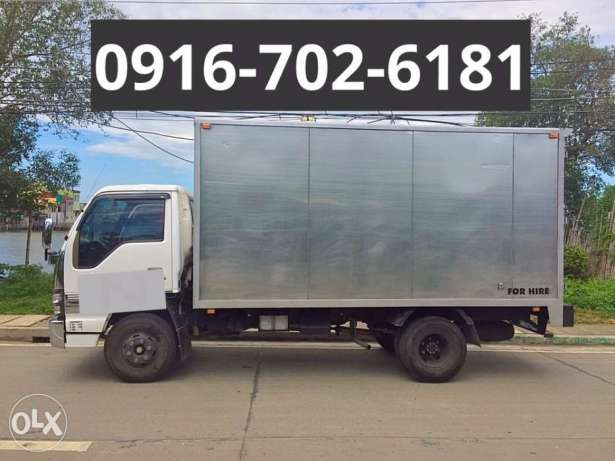 Save More. Lipat Bahay Truck for Rent Hire Rental Trucking L300 FB Van