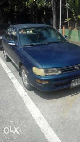 For Sale Toyota Corolla XL 93 Model BigBody