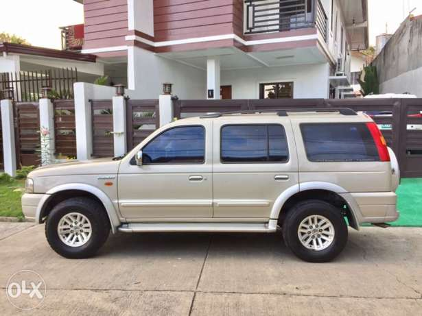 2006 Ford Everest 2007 2008 alt fortuner montero rav4