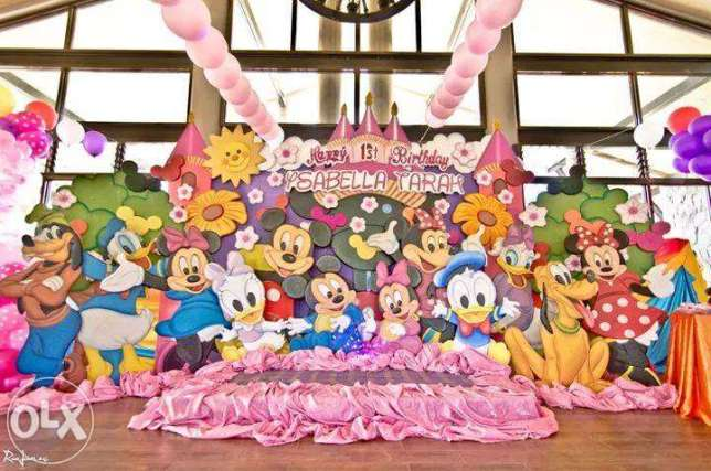 The Best and Sulit Minnie Mouse Themed Birthday Party Package