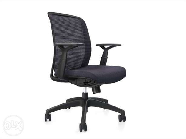 Mid Back office chair mesh back office chair BIFMA certified