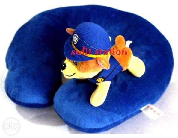 talking Recorder Paw patrol plush stuffed toys bag wallet pillow shoes