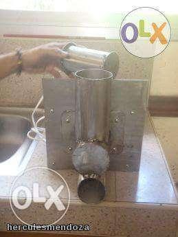 Coconut presser cassava grater