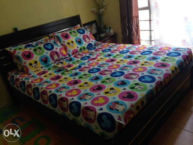 Made to order bedsheet