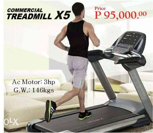 Treadmill and other Cardio equipment (SALE)