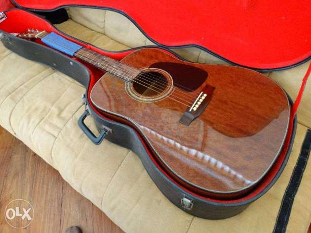 Takamine Acoustic Guitar TD23BR Lawsuit