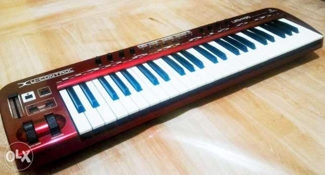Behringer usb midi keyboard controller