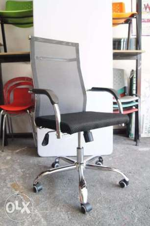 PROMO textilen mesh office chair Office furniture office table cubicle